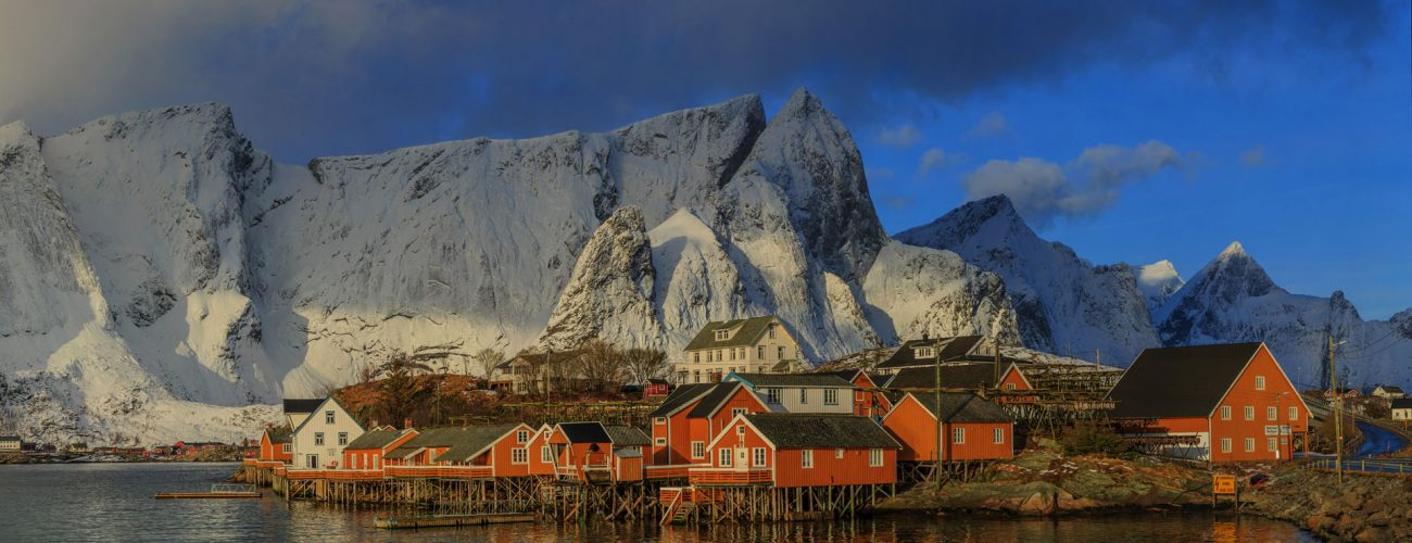 fishing villages in norway