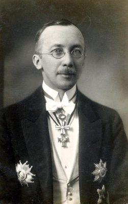 Eduard Virgo. Foto: Estlands nasjonalarkiv, EFA.272.0.311673