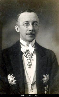 Eduard Virgo. Foto: Rahvusarhiiv, EFA.272.0.311673