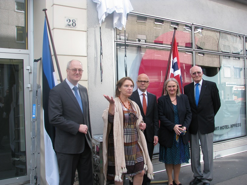 Foto: Estlands representasjon i Oslo