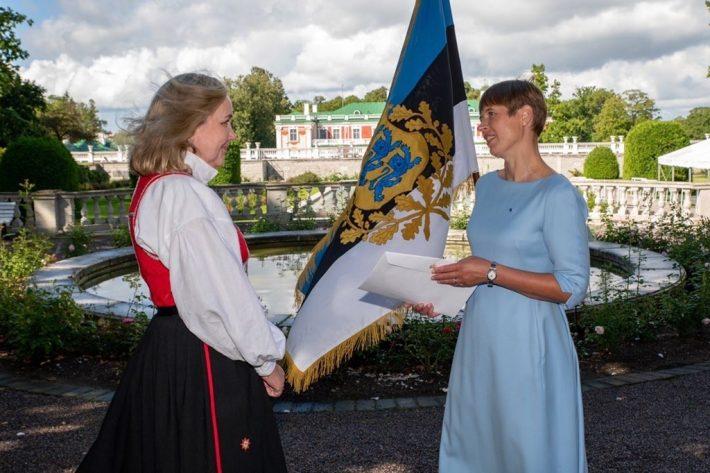 Foto: Den estiske presidentens kontor